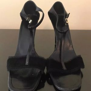 Channel size 9.5 high heels
